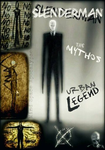 Slenderman Legend