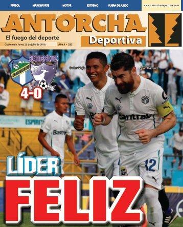 Antorcha Deportiva 222