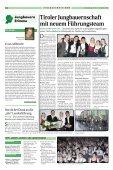 Landesbauernrat mit Neuwahl des Obmannes - Tiroler Bauernbund - Page 5