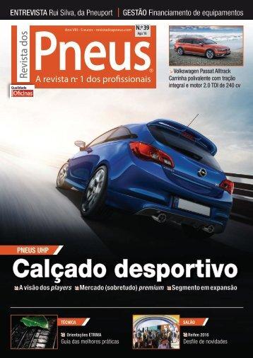 Revista dos Pneus 39