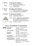 Kirchenbote August - September 2016 - Page 6