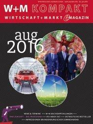 W+M Kompakt August 2016