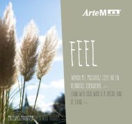 Arte M Feel 2015