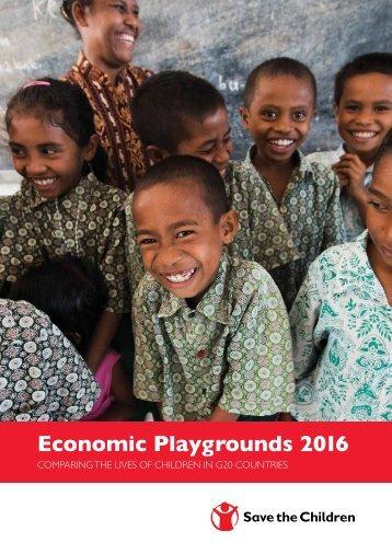 Economic Playgrounds 2016
