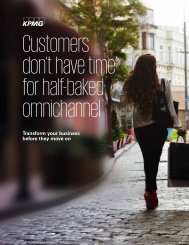 Customers don't have time for half-baked omnichannel