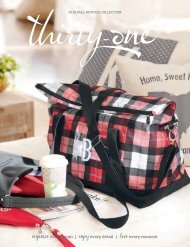 Thirty-One Fall-Winter 2016 Collection
