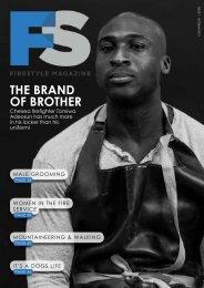 Firestyle Magazine: Issue 1 - Autumn 2015