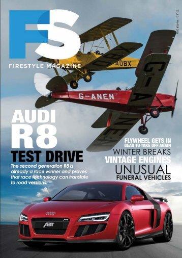 Firestyle Magazine: Issue 2 - Winter 2015