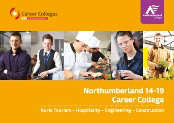 Northumberland 14-19 Career College