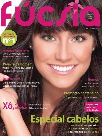 Revista Fúcsia - Edição 01