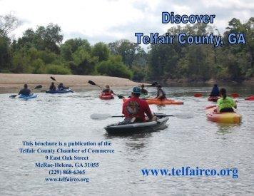 Discover Telfair County, GA  April 2016
