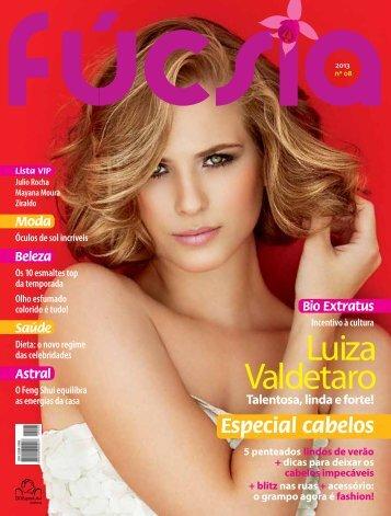 Revista Fúcsia - Edição 08