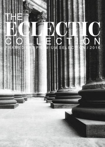 GAP The+Eclectic+Collection+2016+catalogue