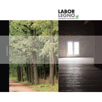 Labor Legno catalogo_legno