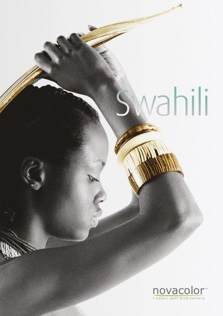 Novacolor Swahili
