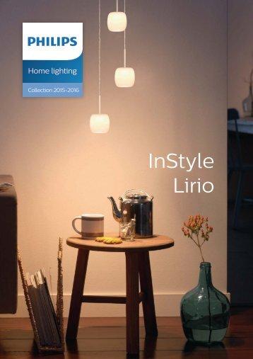 Philips InStyle+Lirio 2015-2016
