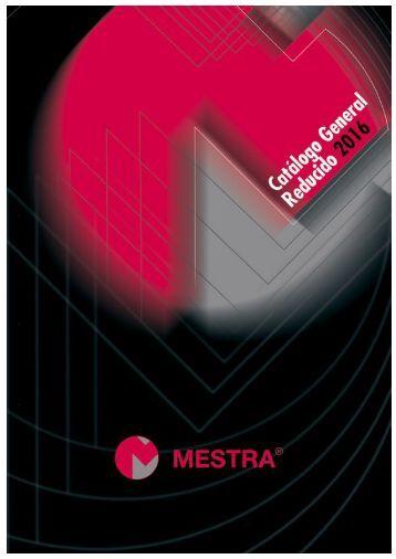 Mestra 2016 (ES) Catálogo general reducido