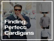 Get Connected To Us For The Wide Ranges in Colorful Deal Men Letter Cardigans