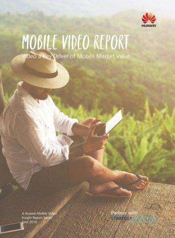 Mobile Video Report