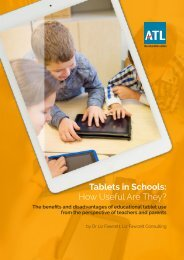 Tablets in Schools How Useful Are They?
