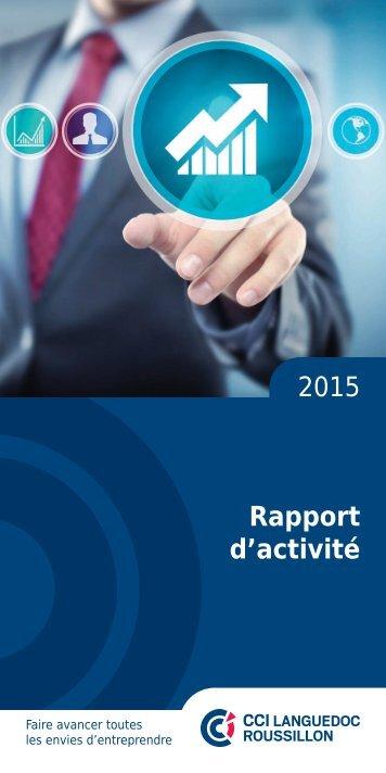 2015 Rapport d'activité