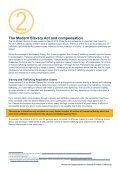 ACCESS TO COMPENSATION FOR VICTIMS OF HUMAN TRAFFICKING - Page 5