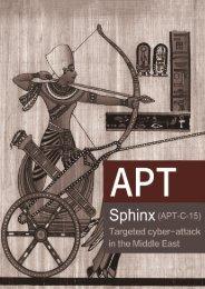 Sphinx (APT-C-15)