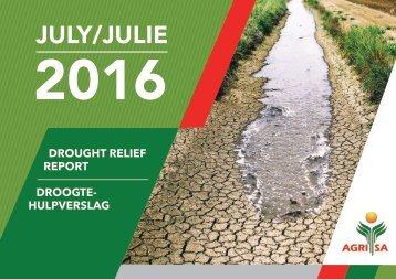 Agri-SA-DroogtehulpverslagDrought-relief-report