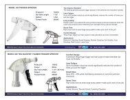 CATALOG 2016 - MRO - Maintenance, Repair & Operations - ACCESSORIES