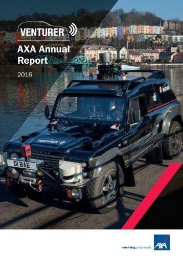 AXA Annual Report