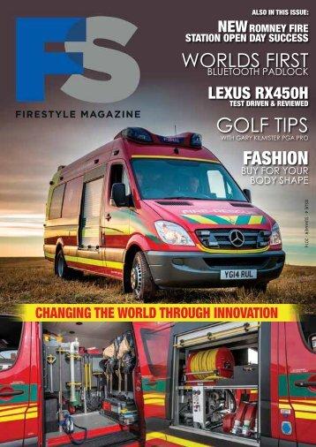 Firestyle Magazine: Issue 4 - Summer 2016
