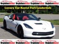 Luxury Car Rental Fort Lauderdale