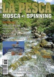 La Pesca Mosca e Spinning 3/2016