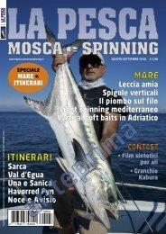 La Pesca Mosca e Spinning 4/2016