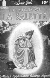 EN_THE STORY OF LA SALETTE