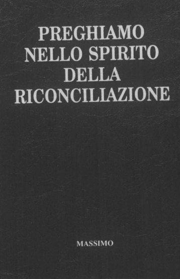 IT_PREGHIAMO NELLO SPIRITO DELLA RICONCILIAZIONE