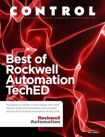 Best of Rockwell Automation TechED