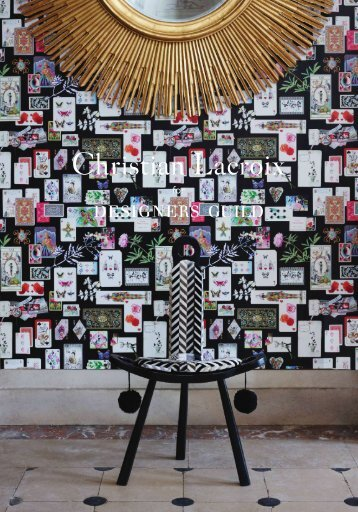 Designers Guild Christian Lacroix-spring summer 2016