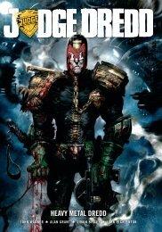 Judge Dredd Heavy Metal Dredd