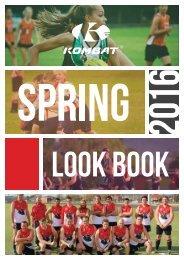 Kombat Spring lookbook