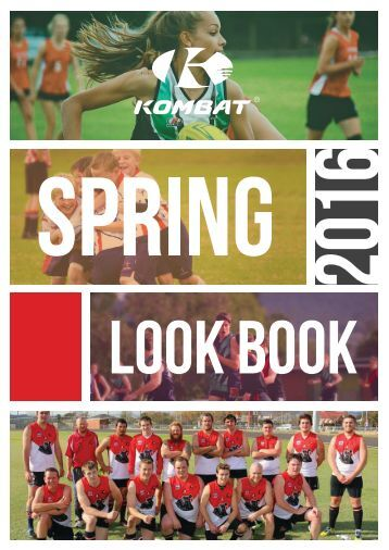 Kombat Spring lookbook