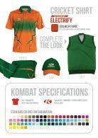 Kombat Spring lookbook - Page 3