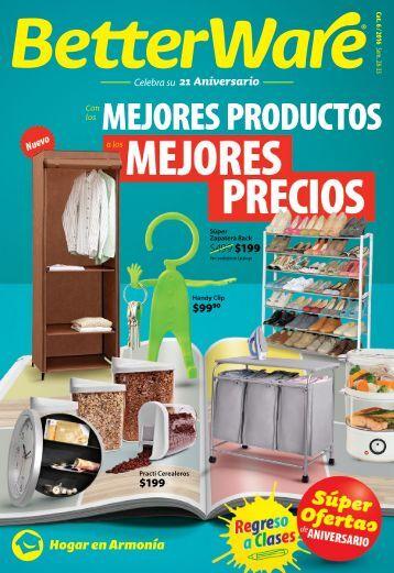 Betterware chalco 05 2016 catalogo - Catalogo cocinas pdf ...