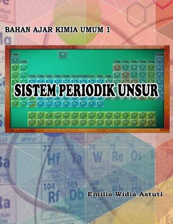 Bahan Ajar Sistem Periodik Unsur