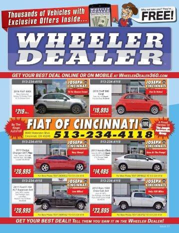 Wheeler Dealer Issue 31, 2016