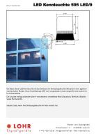 Lohr Signalgeräte Industrie Katalog - Seite 7