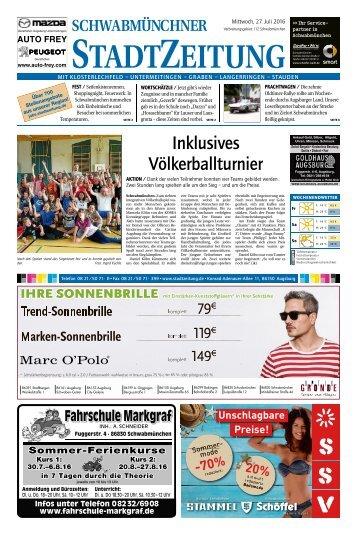 112 Schwabmünchen 27.07.2016