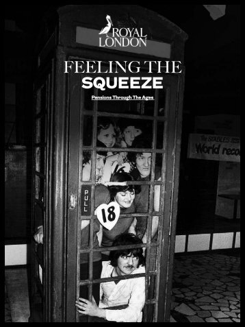 FEELING THE SQUEEZE