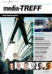 MARKENMANAGEMENT - media-TREFF