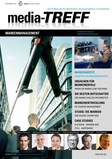 MARKENMANAGEMENT - media-TREFF